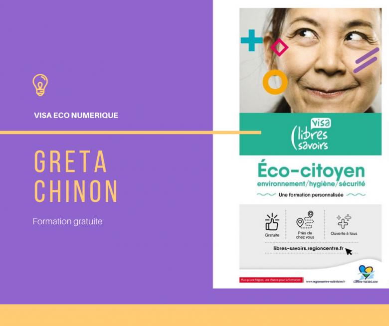 Eco numérique Chinon