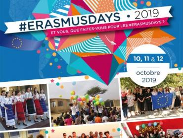 Affiche Erasmusdays