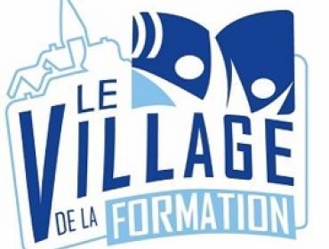 Le village de la formation logo